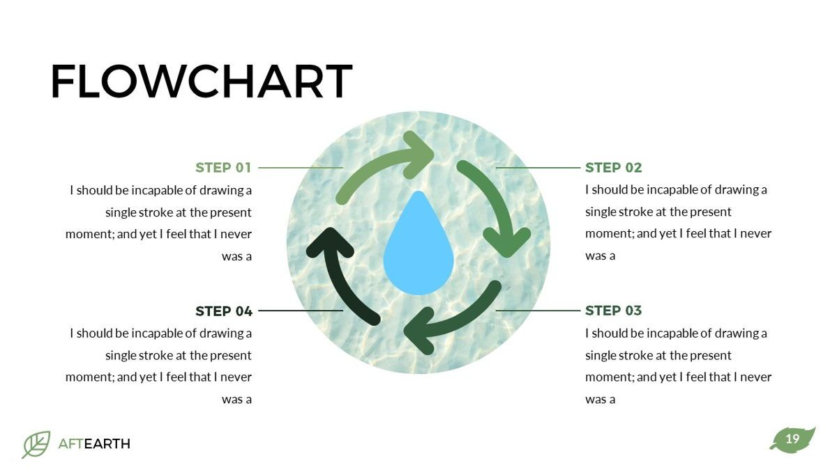 Aftearth - Eco Powerpoint Template, Slide 20, 06228, Business Models — PoweredTemplate.com