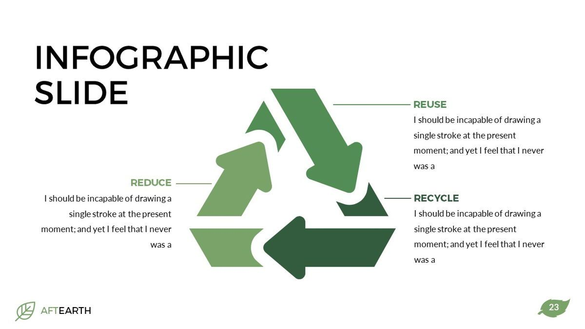 Aftearth - Eco Powerpoint Template, Slide 24, 06228, Business Models — PoweredTemplate.com