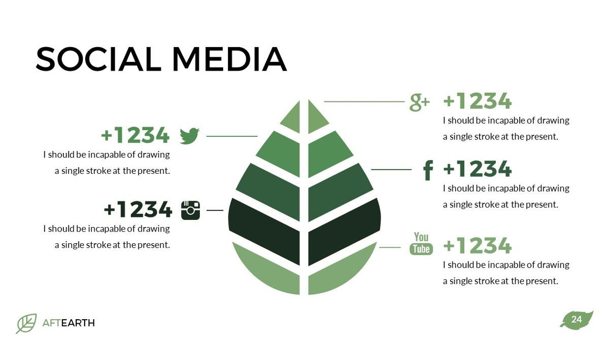 Aftearth - Eco Powerpoint Template, Slide 25, 06228, Business Models — PoweredTemplate.com