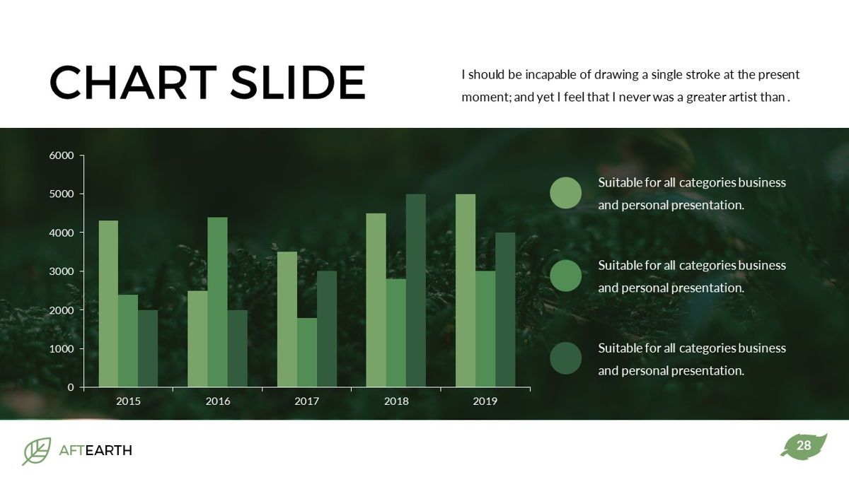 Aftearth - Eco Powerpoint Template, Slide 29, 06228, Business Models — PoweredTemplate.com