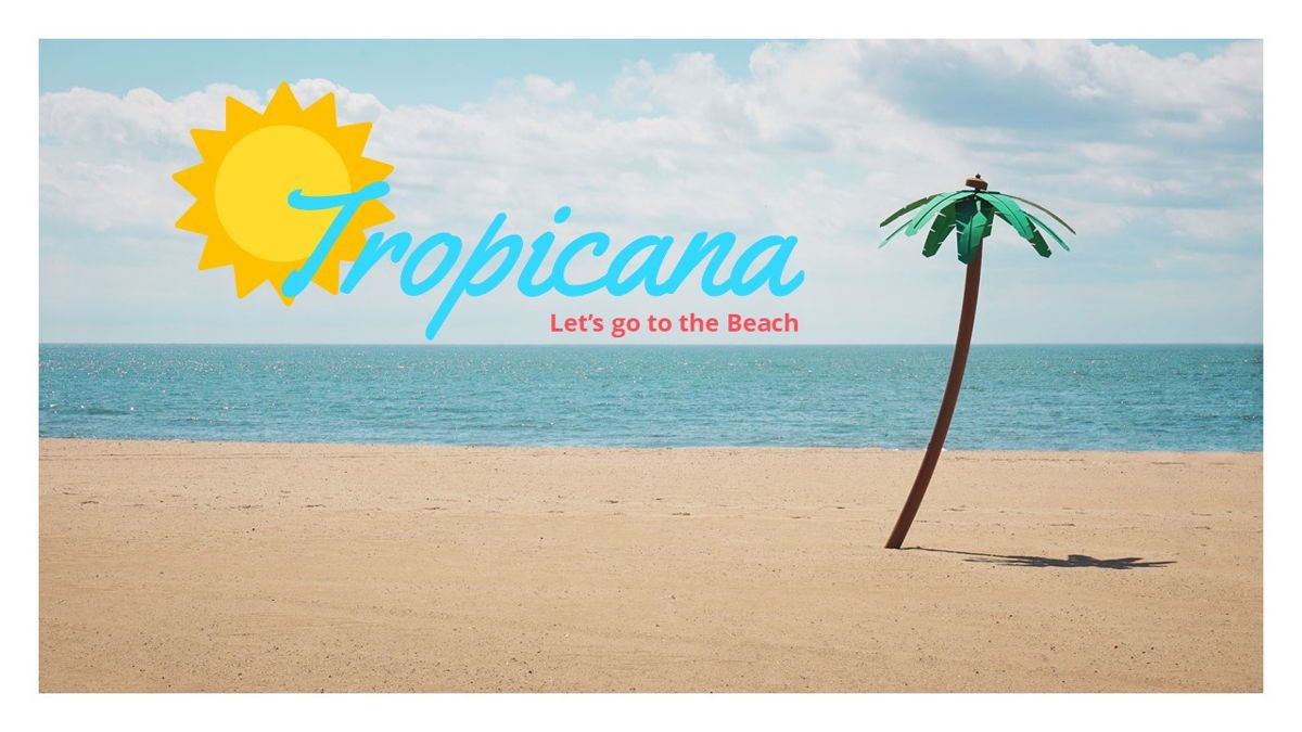 Tropicana - Summer Powerpoint Template, Slide 2, 06229, Data Driven Diagrams and Charts — PoweredTemplate.com
