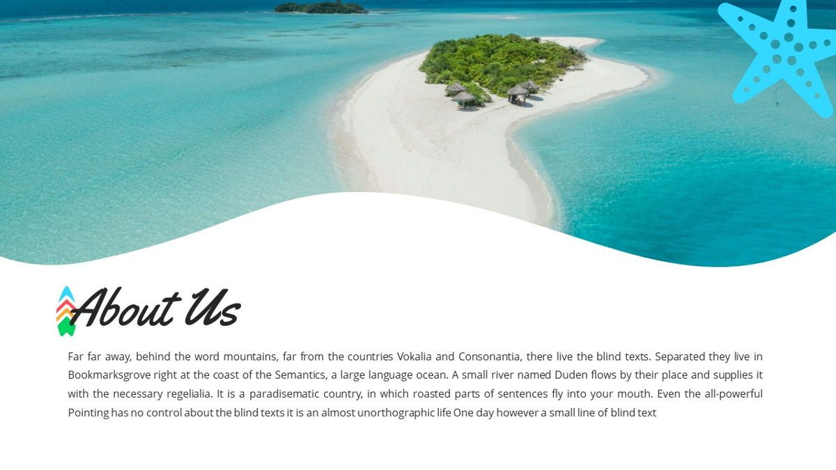 Tropicana - Summer Powerpoint Template, Slide 4, 06229, Data Driven Diagrams and Charts — PoweredTemplate.com