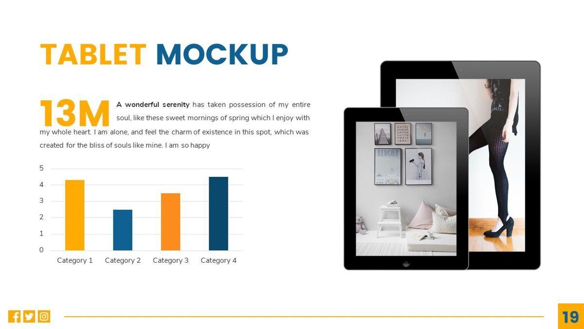 Deluxe - Furniture Powerpoint Template, Slide 20, 06230, Business Models — PoweredTemplate.com