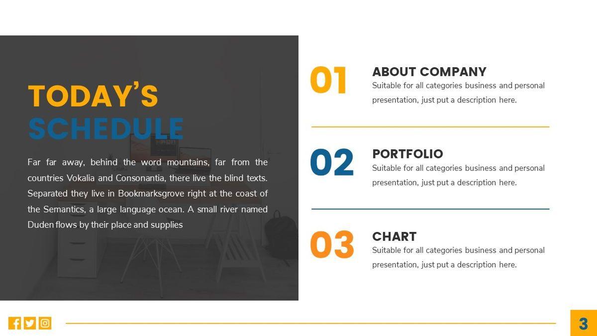 Deluxe - Furniture Powerpoint Template, Slide 4, 06230, Business Models — PoweredTemplate.com