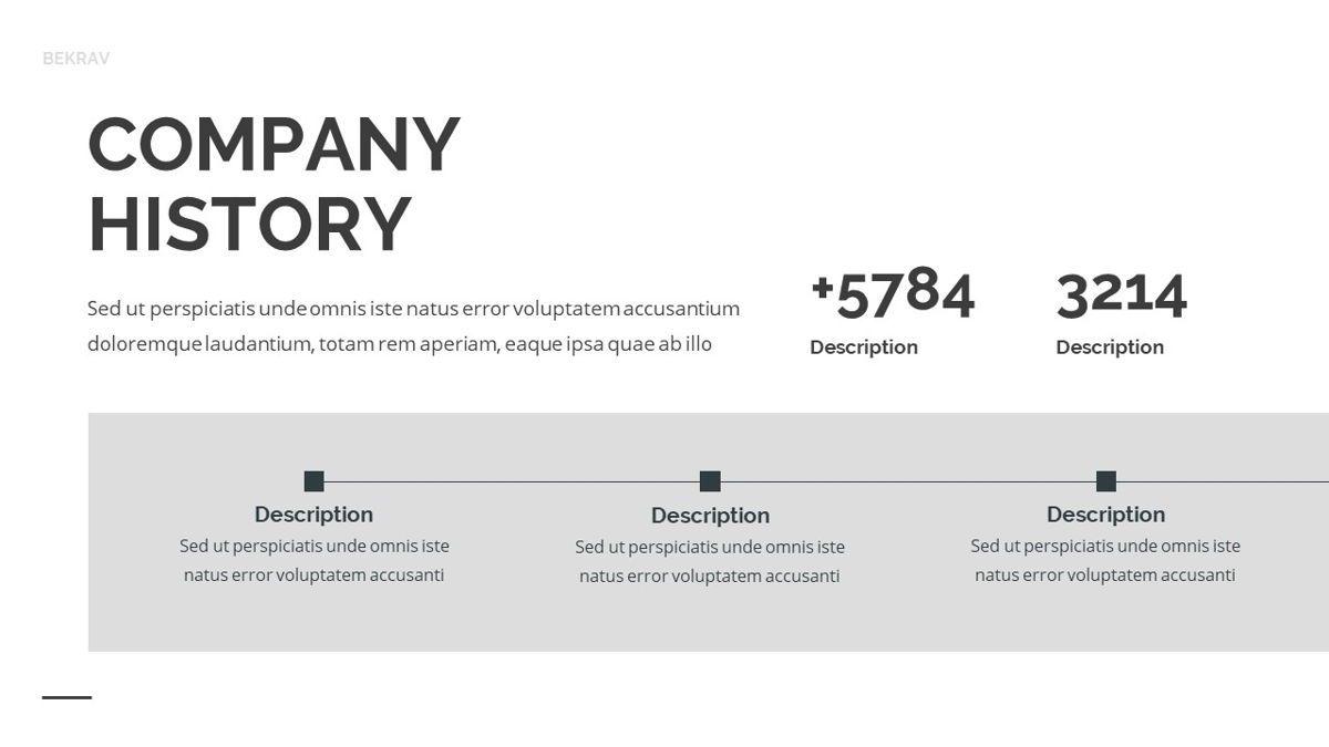 Bekrav - Agency Powerpoint Template, Slide 10, 06231, Business Models — PoweredTemplate.com