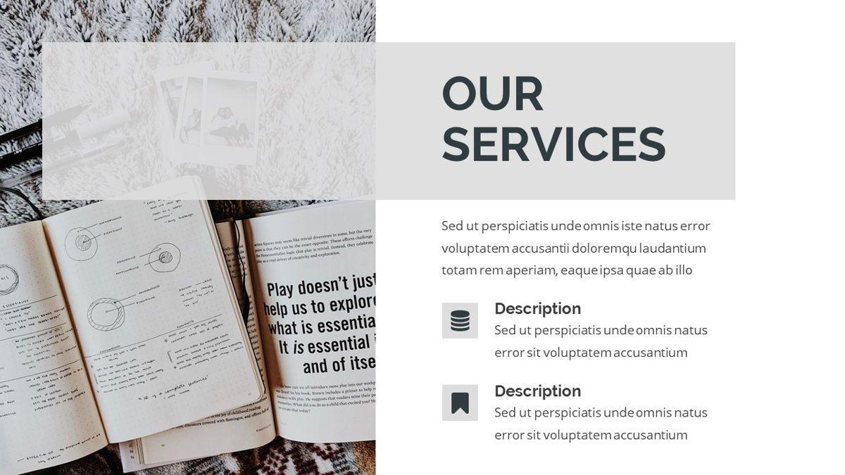 Bekrav - Agency Powerpoint Template, Slide 12, 06231, Business Models — PoweredTemplate.com