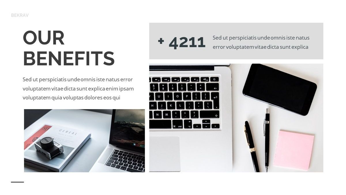 Bekrav - Agency Powerpoint Template, Slide 15, 06231, Business Models — PoweredTemplate.com