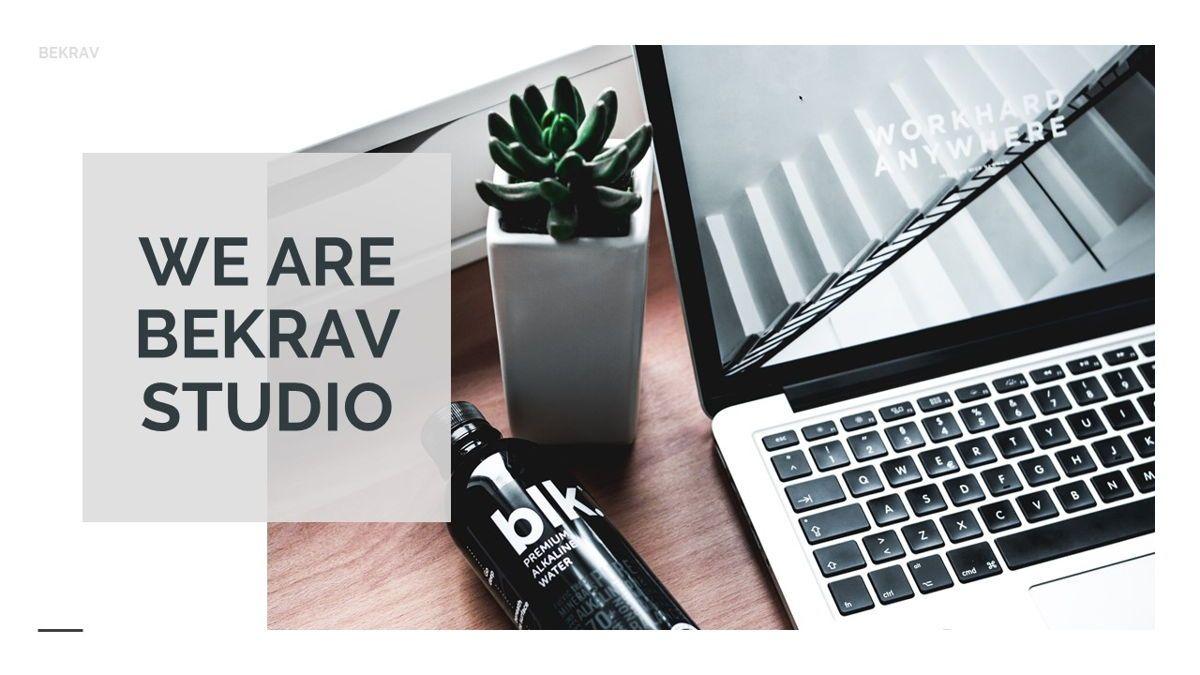 Bekrav - Agency Powerpoint Template, Slide 2, 06231, Business Models — PoweredTemplate.com
