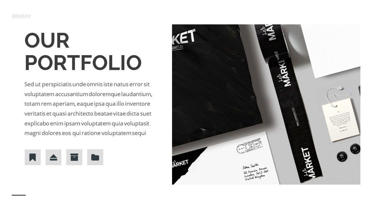 Bekrav - Agency Powerpoint Template, Slide 24, 06231, Business Models — PoweredTemplate.com