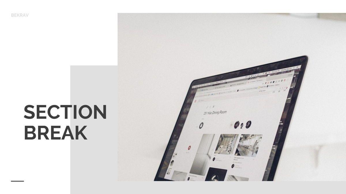 Bekrav - Agency Powerpoint Template, Slide 3, 06231, Business Models — PoweredTemplate.com