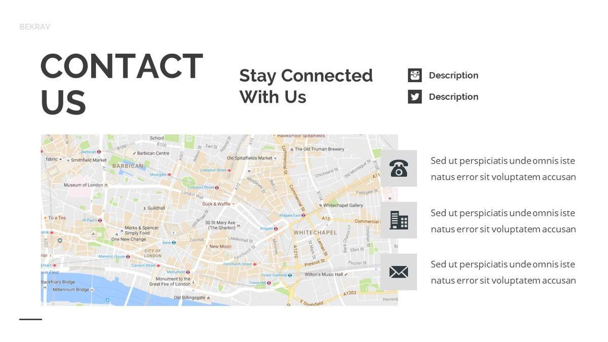 Bekrav - Agency Powerpoint Template, Slide 30, 06231, Business Models — PoweredTemplate.com