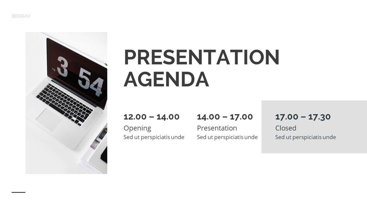 Bekrav - Agency Powerpoint Template, Slide 5, 06231, Business Models — PoweredTemplate.com