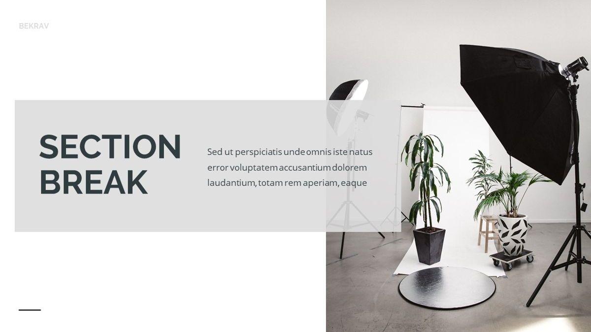 Bekrav - Agency Powerpoint Template, Slide 6, 06231, Business Models — PoweredTemplate.com