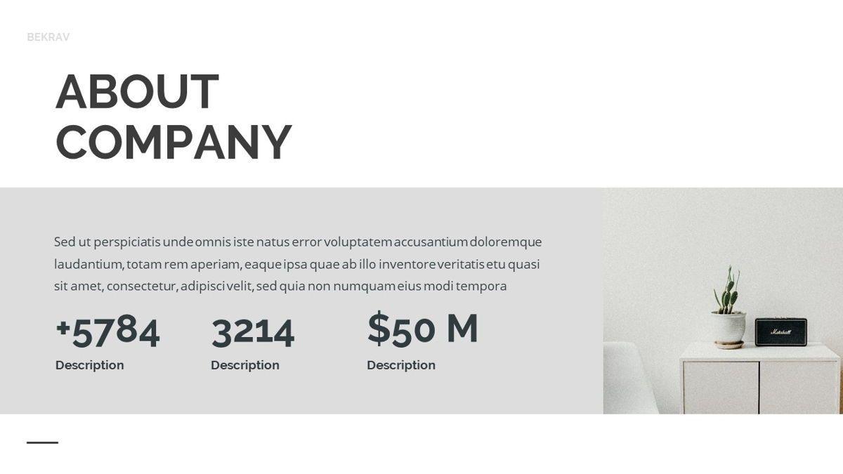 Bekrav - Agency Powerpoint Template, Slide 7, 06231, Business Models — PoweredTemplate.com