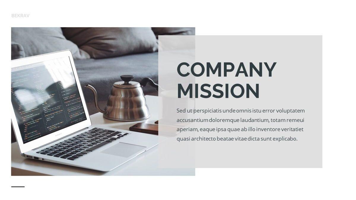 Bekrav - Agency Powerpoint Template, Slide 8, 06231, Business Models — PoweredTemplate.com