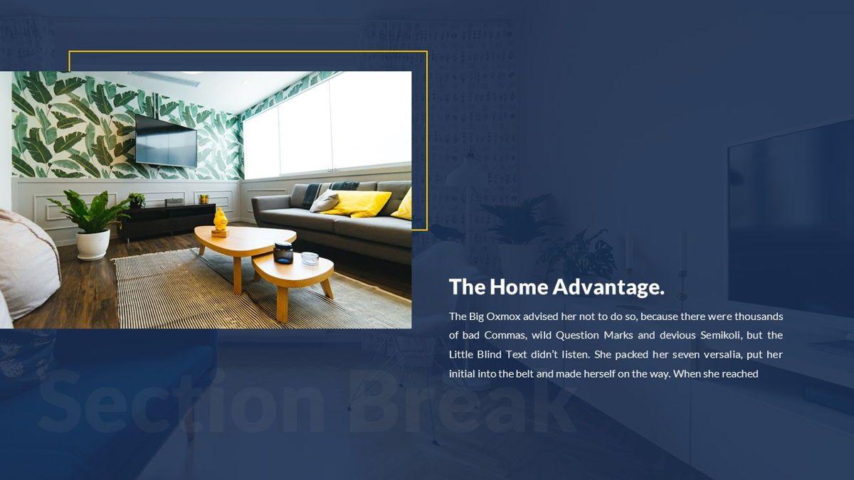 Mansion - Hospitality Powerpoint Template, Slide 10, 06233, Business Models — PoweredTemplate.com