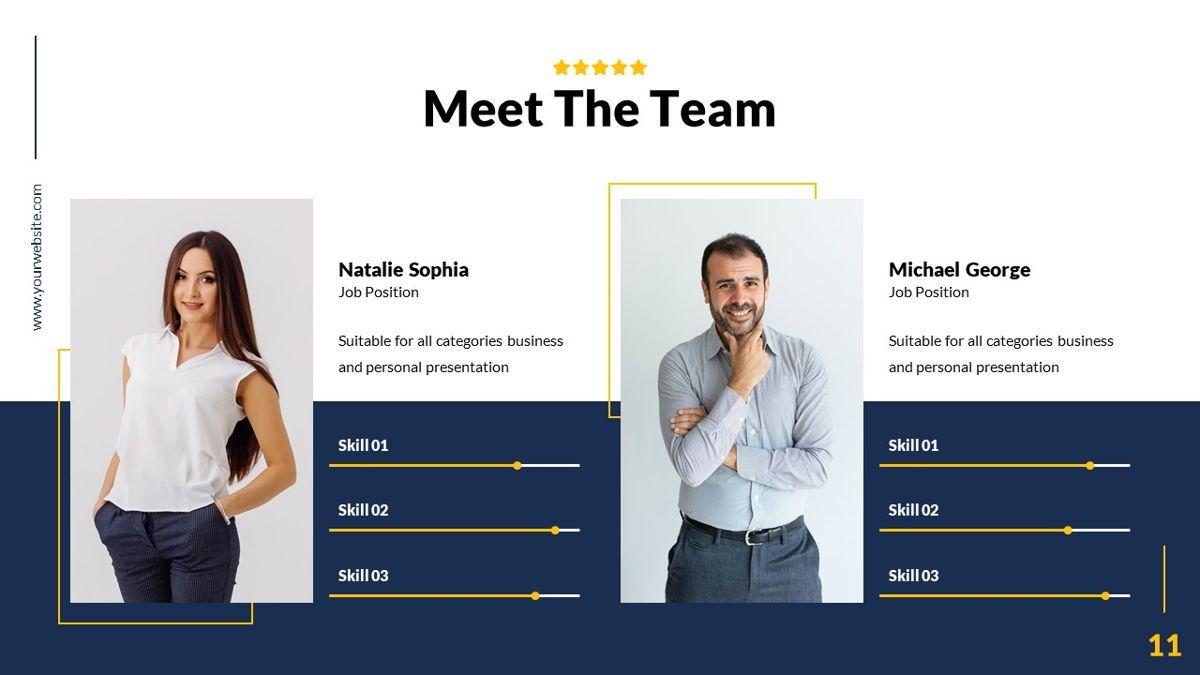 Mansion - Hospitality Powerpoint Template, Slide 12, 06233, Business Models — PoweredTemplate.com
