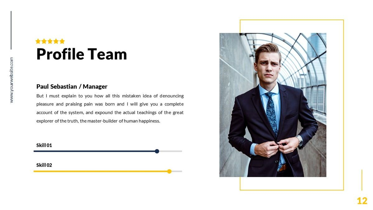 Mansion - Hospitality Powerpoint Template, Slide 13, 06233, Business Models — PoweredTemplate.com