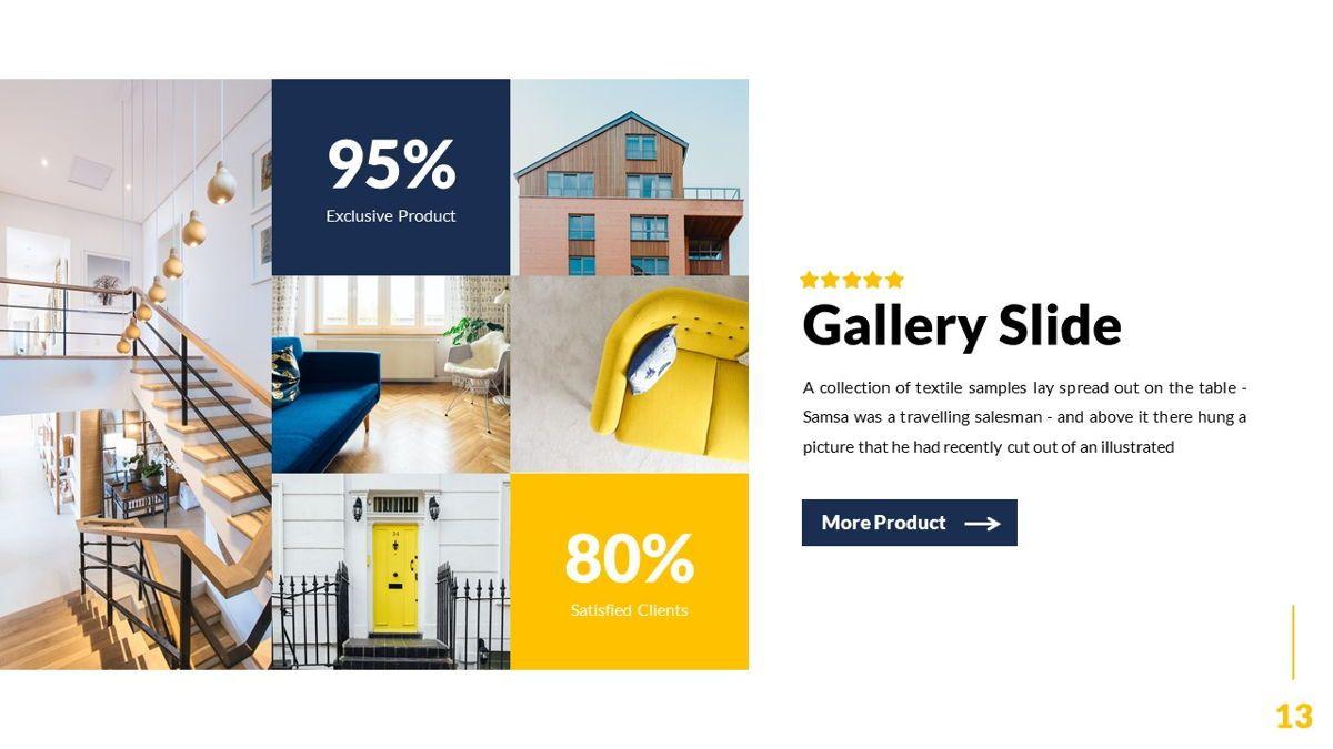 Mansion - Hospitality Powerpoint Template, Slide 14, 06233, Business Models — PoweredTemplate.com