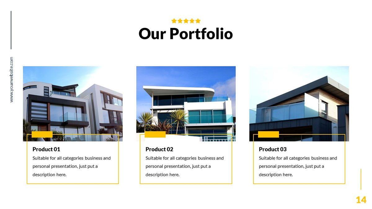 Mansion - Hospitality Powerpoint Template, Slide 15, 06233, Business Models — PoweredTemplate.com