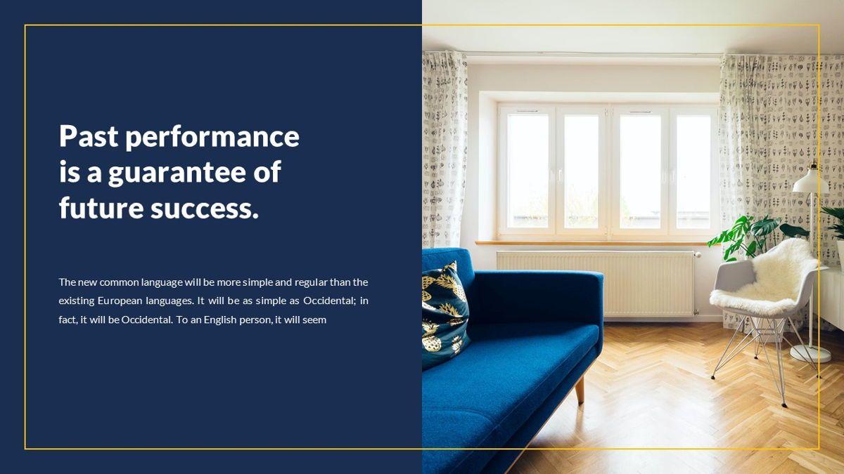 Mansion - Hospitality Powerpoint Template, Slide 20, 06233, Business Models — PoweredTemplate.com