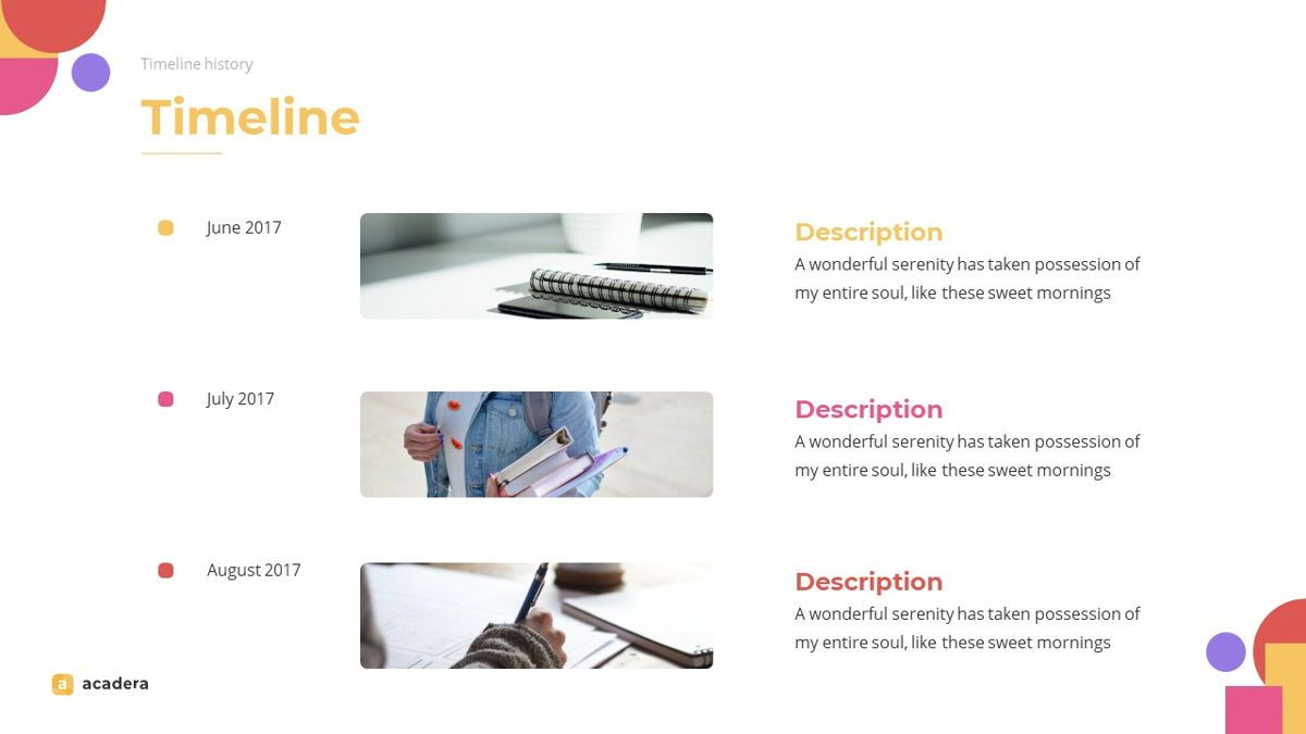 Acadera - Academic Powerpoint Template, Slide 10, 06234, Data Driven Diagrams and Charts — PoweredTemplate.com
