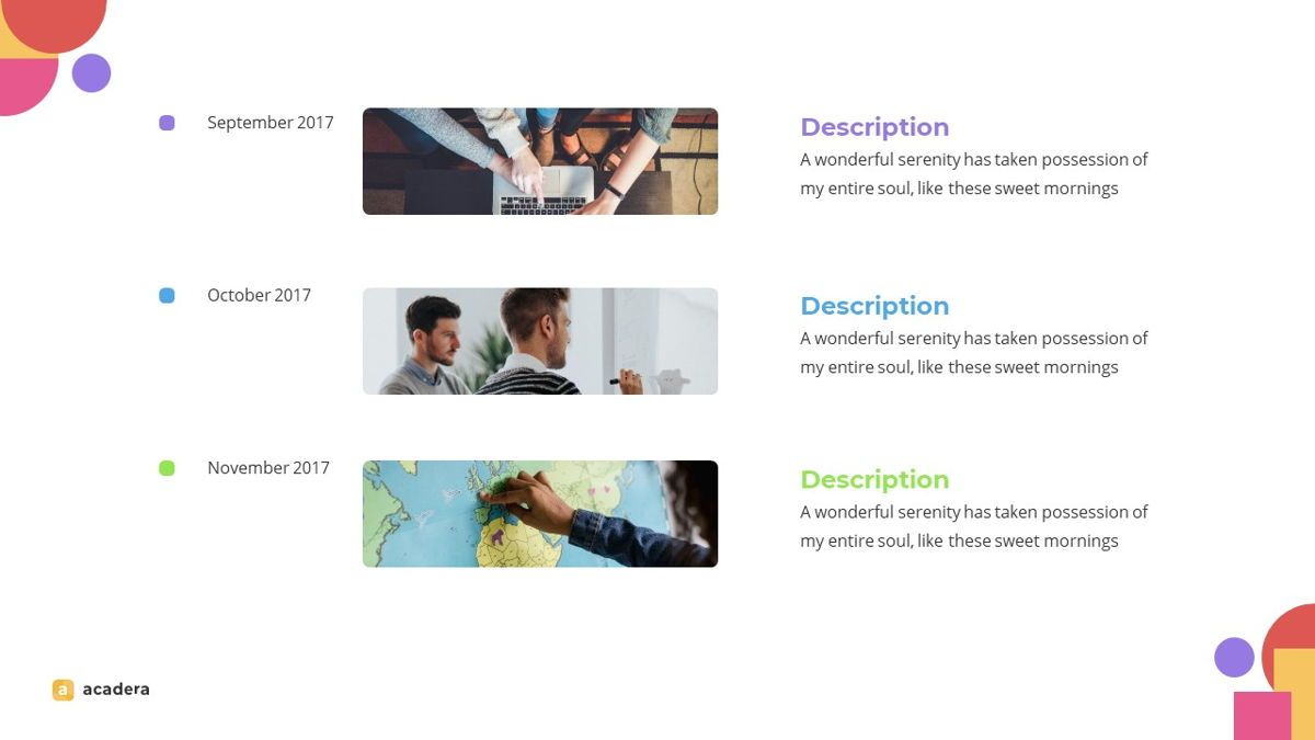 Acadera - Academic Powerpoint Template, Slide 11, 06234, Data Driven Diagrams and Charts — PoweredTemplate.com