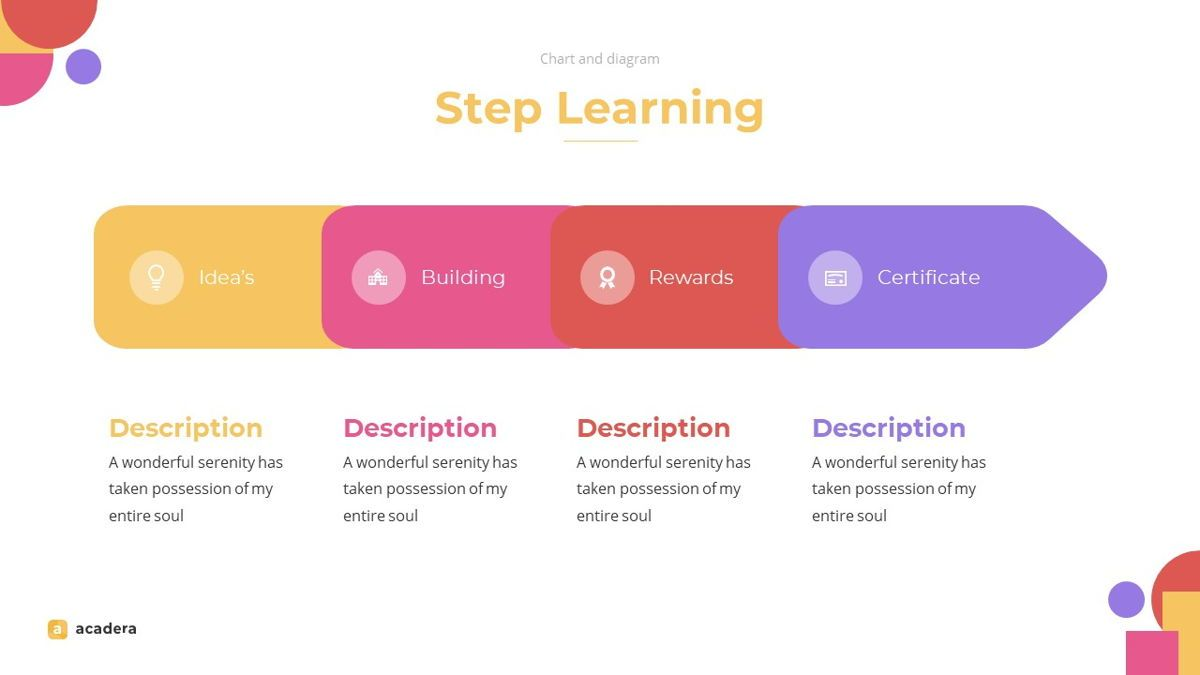 Acadera - Academic Powerpoint Template, Slide 25, 06234, Data Driven Diagrams and Charts — PoweredTemplate.com