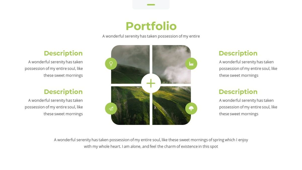 Airea - Air Pollutions Powerpoint Template, Slide 19, 06235, Diagrammi e Grafici con Dati — PoweredTemplate.com