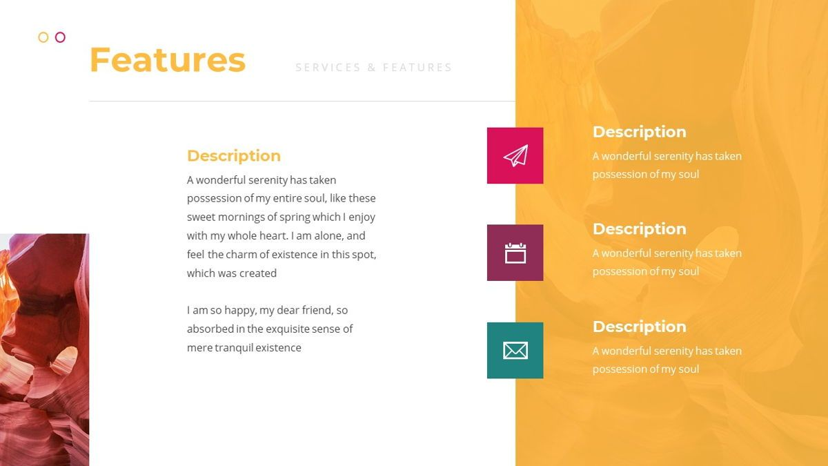 Funne - Creative Powerpoint Template, Slide 11, 06236, Data Driven Diagrams and Charts — PoweredTemplate.com