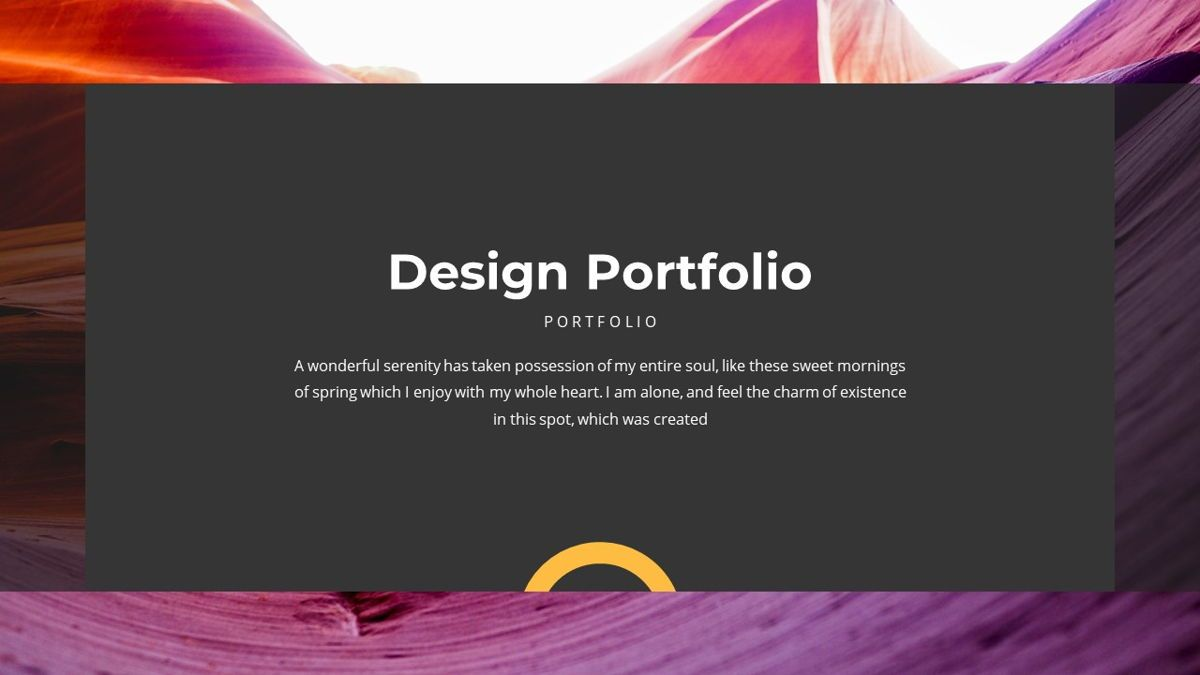 Funne - Creative Powerpoint Template, Slide 17, 06236, Data Driven Diagrams and Charts — PoweredTemplate.com