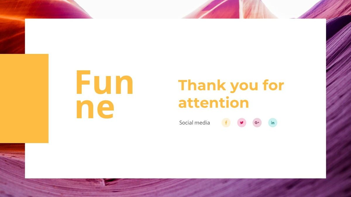 Funne - Creative Powerpoint Template, Slide 31, 06236, Data Driven Diagrams and Charts — PoweredTemplate.com