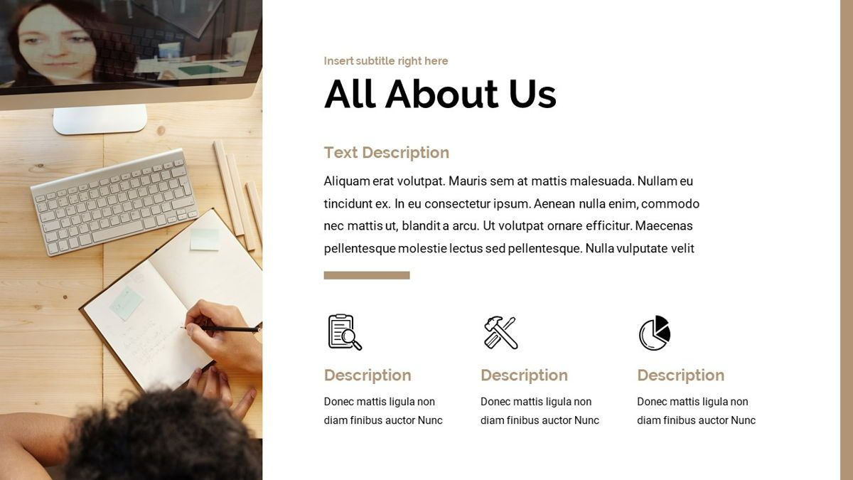 Prospecto - Business Powerpoint Template, Slide 6, 06240, Business Models — PoweredTemplate.com