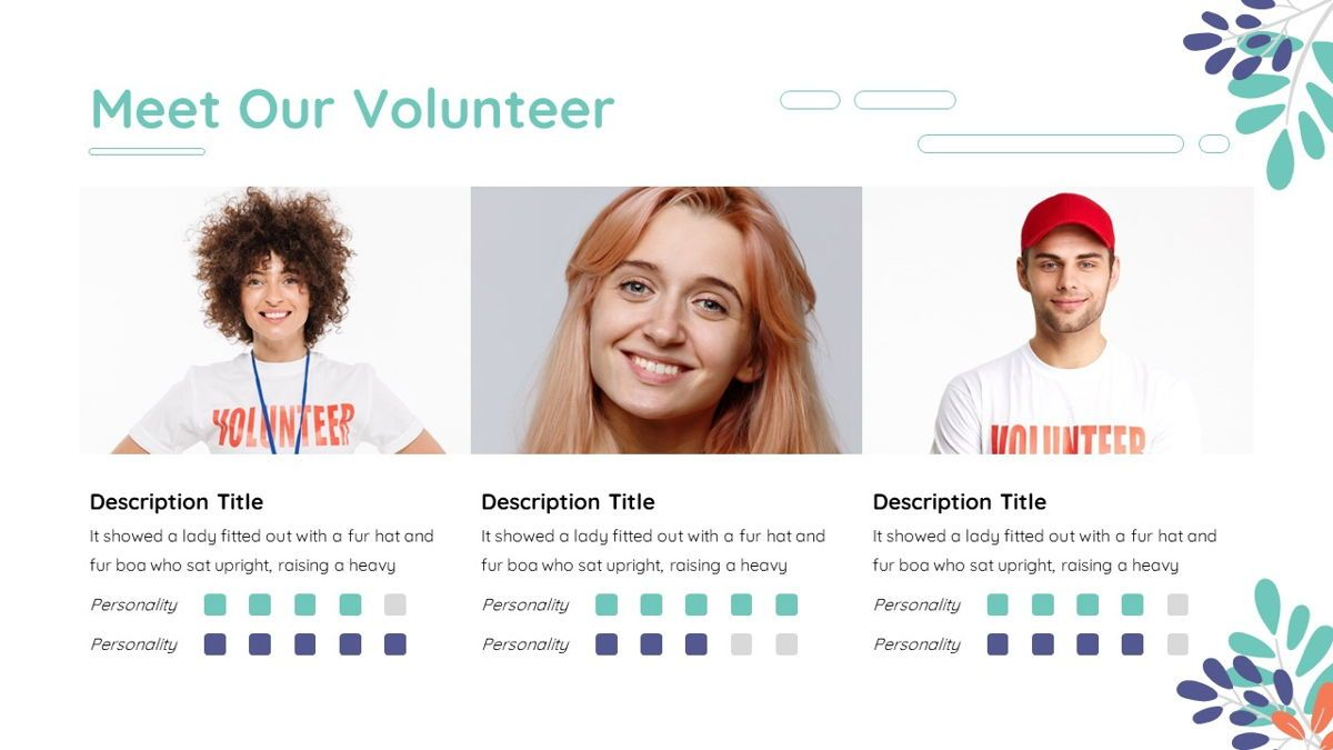 Sharee - Charity Powerpoint Template, Slide 15, 06241, Data Driven Diagrams and Charts — PoweredTemplate.com