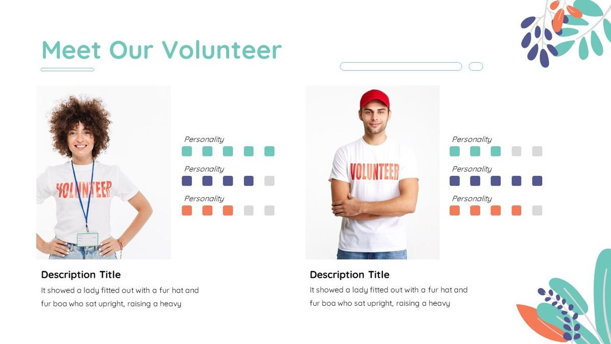 Sharee - Charity Powerpoint Template, Slide 16, 06241, Data Driven Diagrams and Charts — PoweredTemplate.com