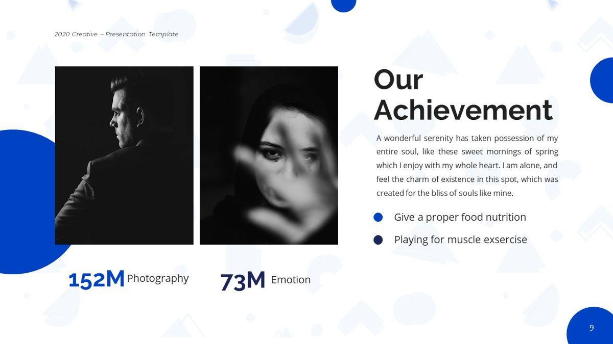 Silhouette - Creative Powerpoint Template, Slide 10, 06242, Business Models — PoweredTemplate.com