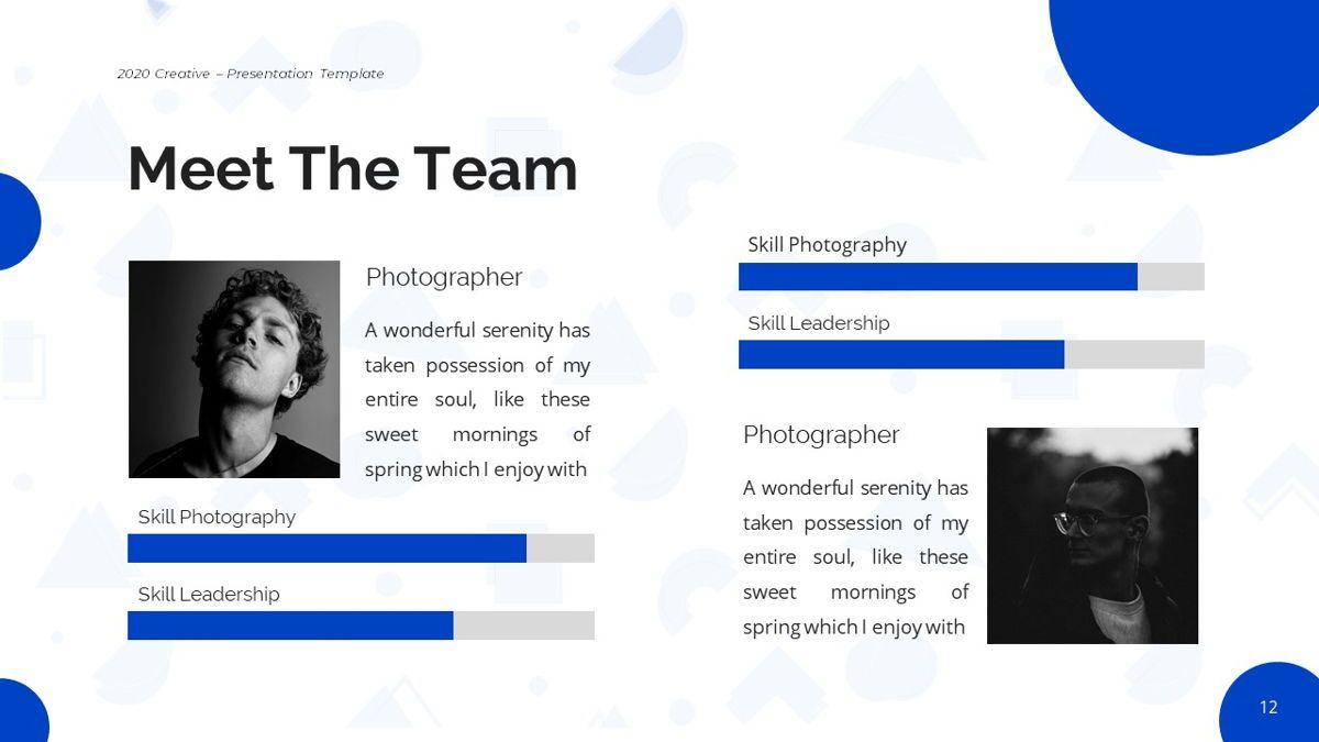 Silhouette - Creative Powerpoint Template, Slide 13, 06242, Business Models — PoweredTemplate.com
