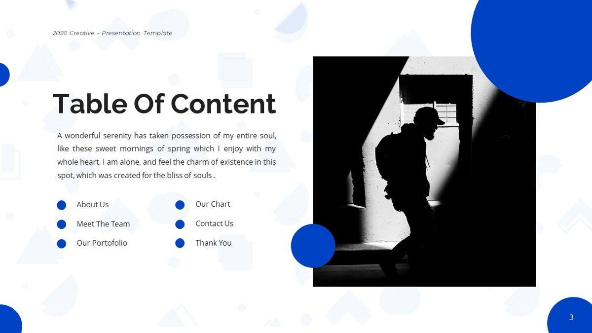 Silhouette - Creative Powerpoint Template, Slide 4, 06242, Business Models — PoweredTemplate.com