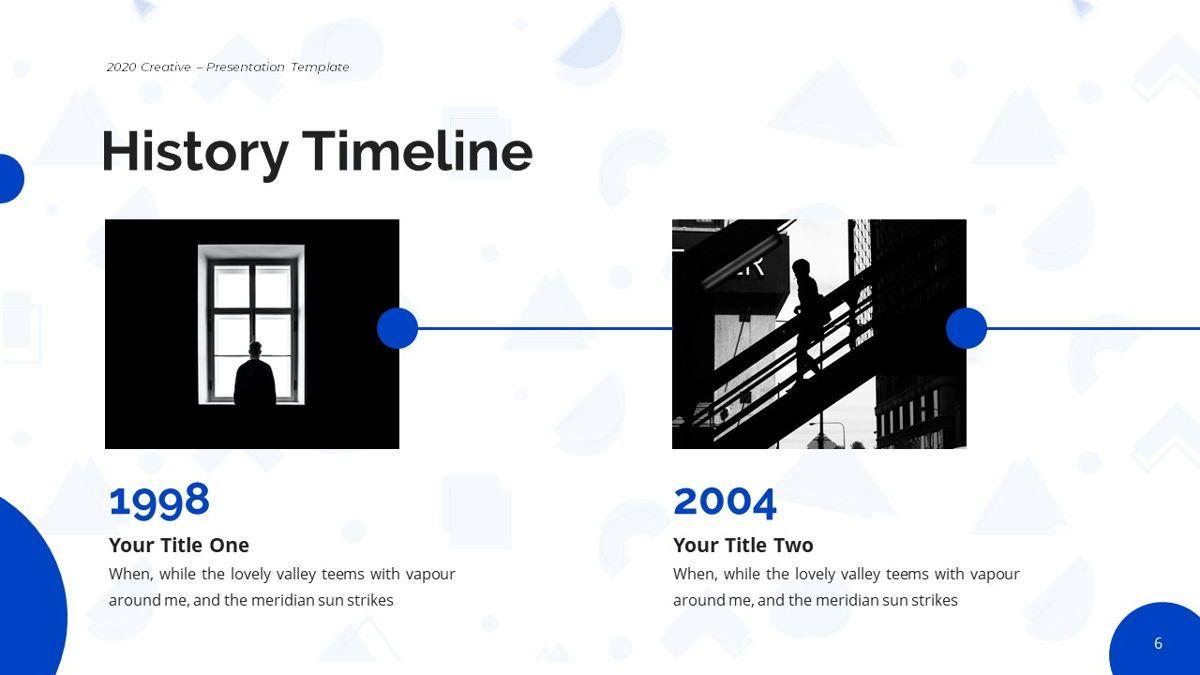 Silhouette - Creative Powerpoint Template, Slide 7, 06242, Business Models — PoweredTemplate.com