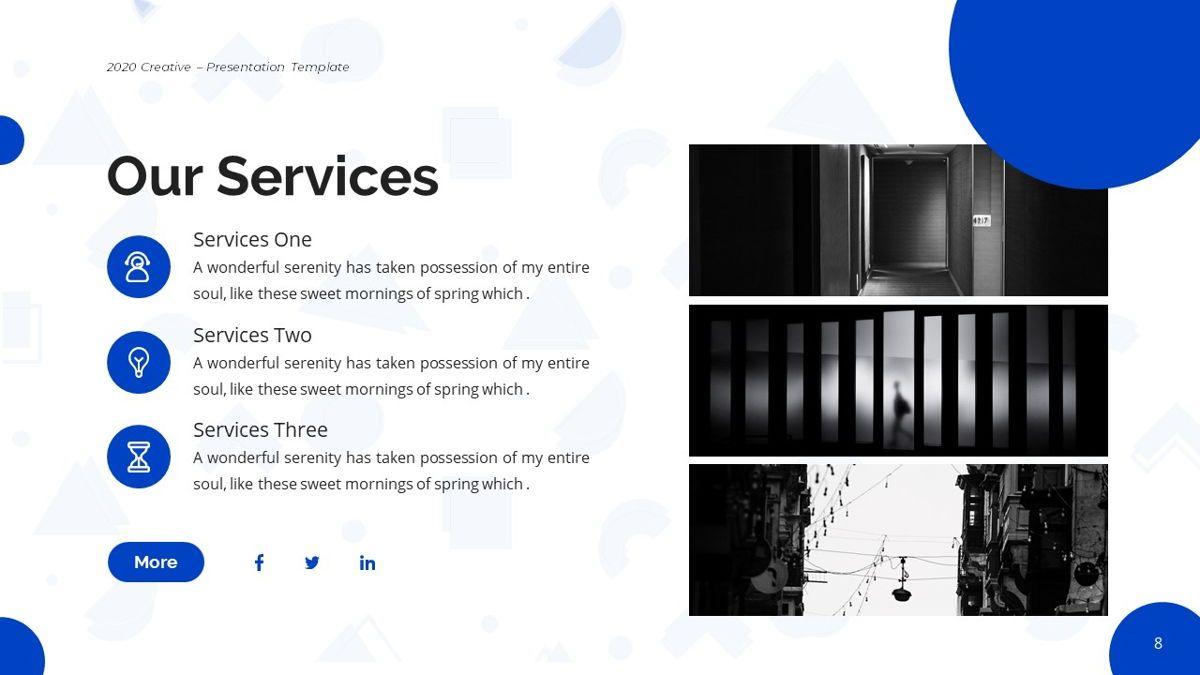 Silhouette - Creative Powerpoint Template, Slide 9, 06242, Business Models — PoweredTemplate.com