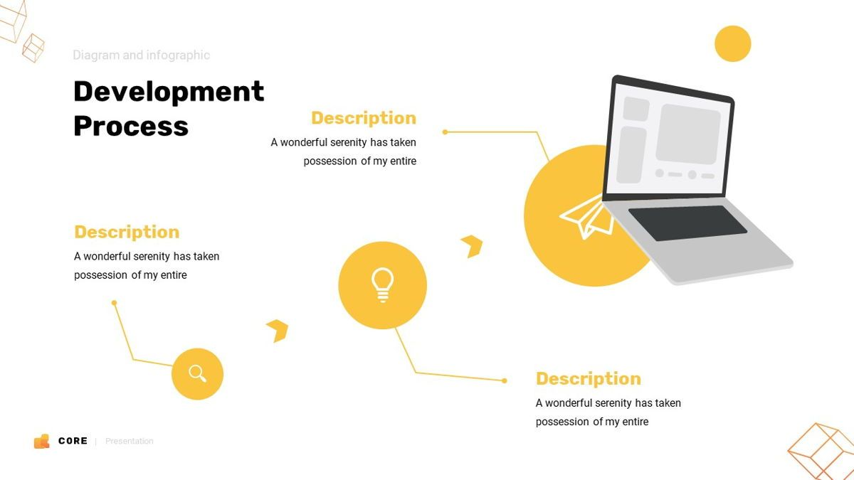 Core - Technology Powerpoint Template, Slide 23, 06247, Business Models — PoweredTemplate.com