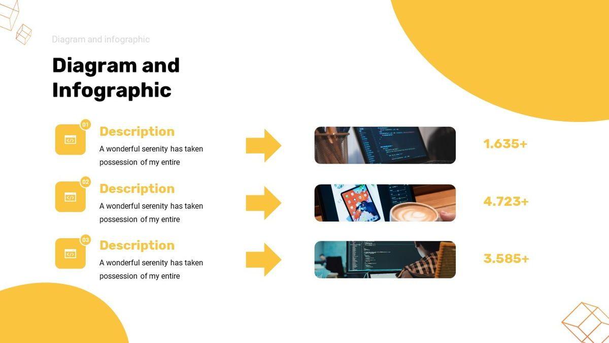 Core - Technology Powerpoint Template, Slide 24, 06247, Business Models — PoweredTemplate.com