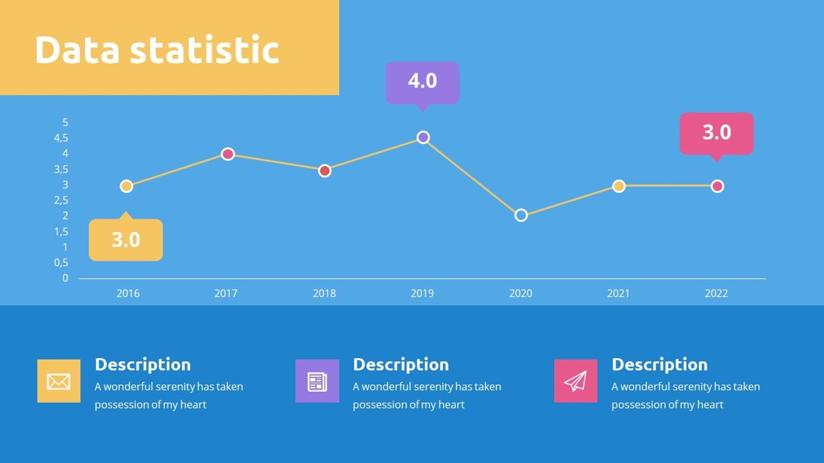Caluta - Creative Powerpoint Template, Slide 23, 06251, Data Driven Diagrams and Charts — PoweredTemplate.com