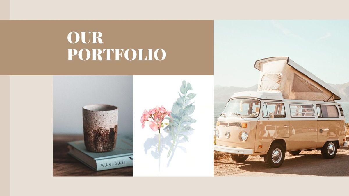 Alhambra - Lookbook Powerpoint Template, Slide 14, 06253, Business Models — PoweredTemplate.com