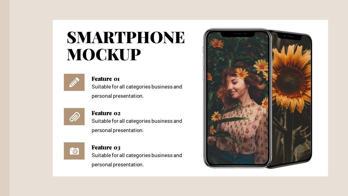 Alhambra - Lookbook Powerpoint Template, Slide 19, 06253, Business Models — PoweredTemplate.com