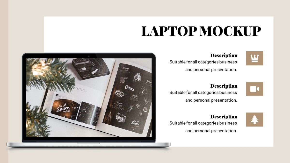 Alhambra - Lookbook Powerpoint Template, Slide 20, 06253, Business Models — PoweredTemplate.com