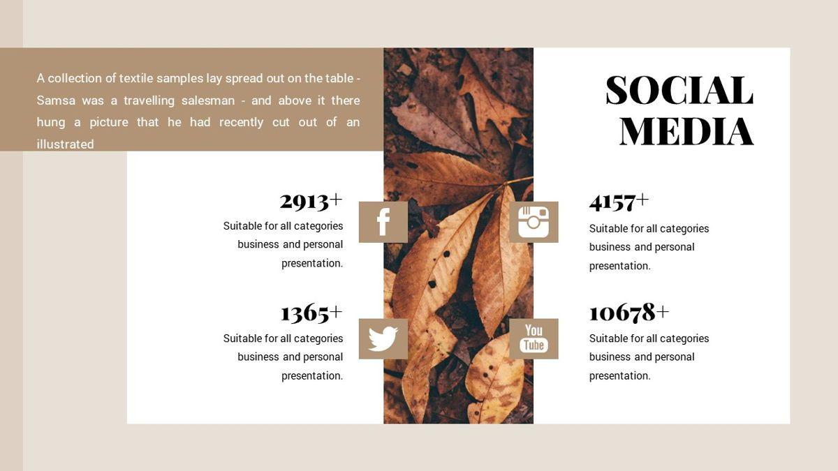 Alhambra - Lookbook Powerpoint Template, Slide 24, 06253, Business Models — PoweredTemplate.com