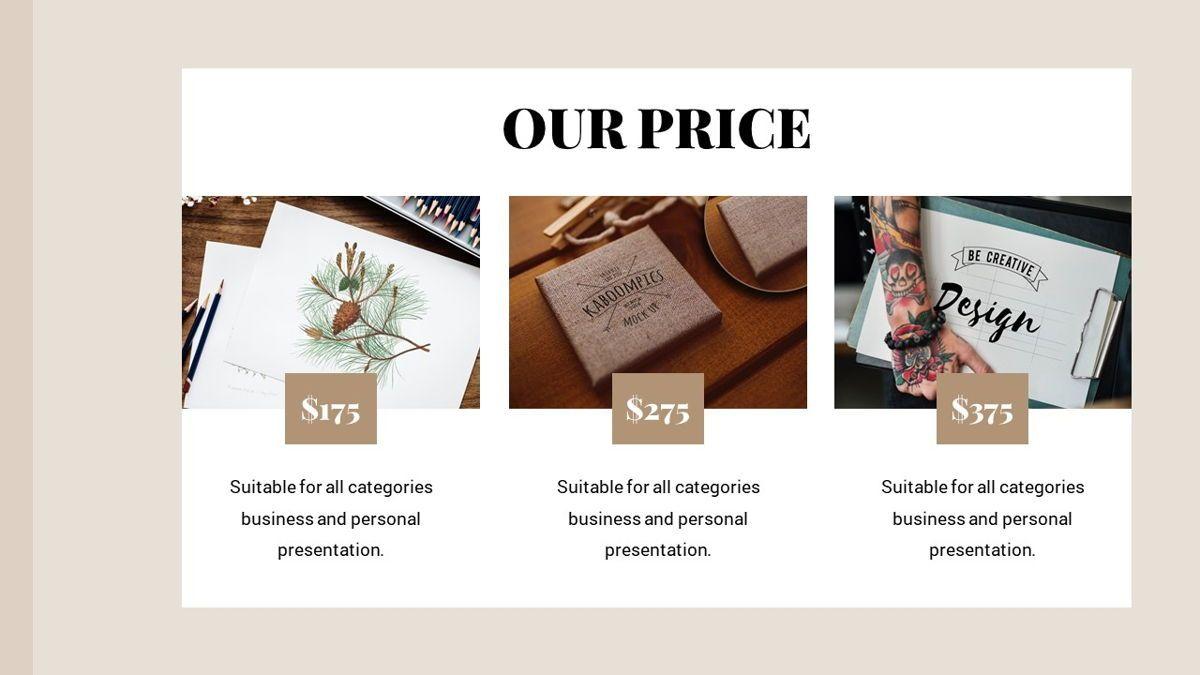 Alhambra - Lookbook Powerpoint Template, Slide 26, 06253, Business Models — PoweredTemplate.com