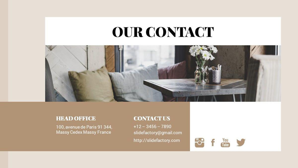 Alhambra - Lookbook Powerpoint Template, Slide 30, 06253, Business Models — PoweredTemplate.com