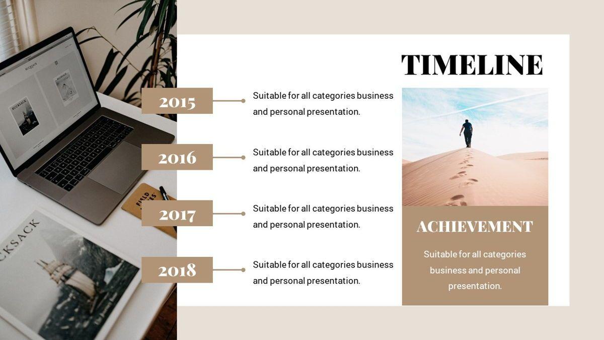 Alhambra - Lookbook Powerpoint Template, Slide 9, 06253, Business Models — PoweredTemplate.com
